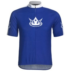 SUGOi Velo Kings Cycling Jersey - Zip Neck, Short Sleeve (For Men)