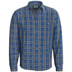 Arborwear Basswool Shirt - Cotton Flannel, Button Front, Long Sleeve (For Men)