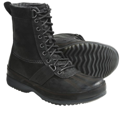 Sorel Putnam High Boots - Waterproof, Leather (For Men)