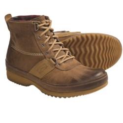 Sorel Putnam Boots - Waterproof, Leather (For Men)