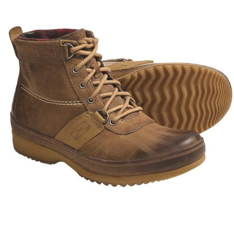 Sorel Putnam Boots - Waterproof, Leather (For Men)