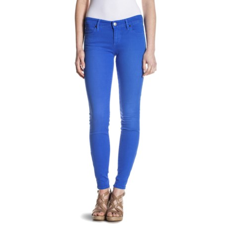 Agave Nectar Moda Mission Beach Jeggings - Low Rise (For Women)