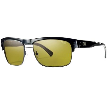 Smith Optics Scientist Sunglasses - Polarchromic Lenses, Polarized