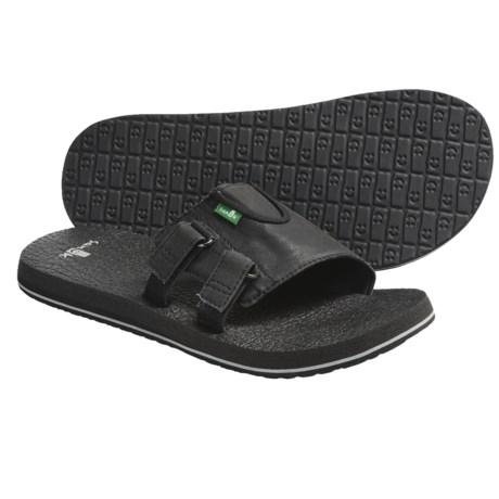 Sanuk Beer Cozy Sandals - Flip-Flops (For Men)