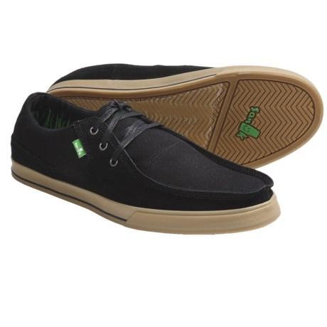 Sanuk Shunami Sidewalk Surfer Shoes (For Men)
