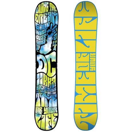 DC Shoes Iikka Snowboard