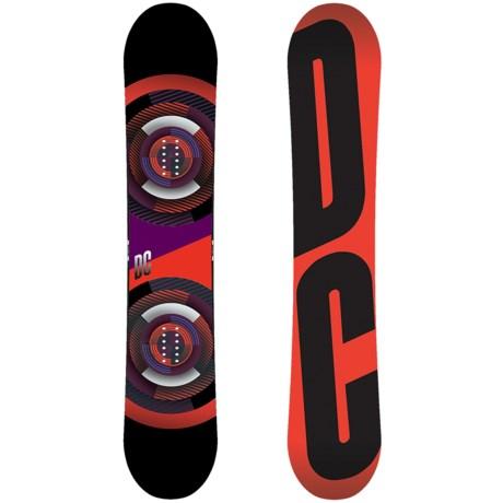 DC Shoes Tone Snowboard