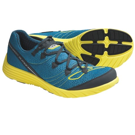 Brooks Green Silence Running Shoes - Minimalist (For Men)