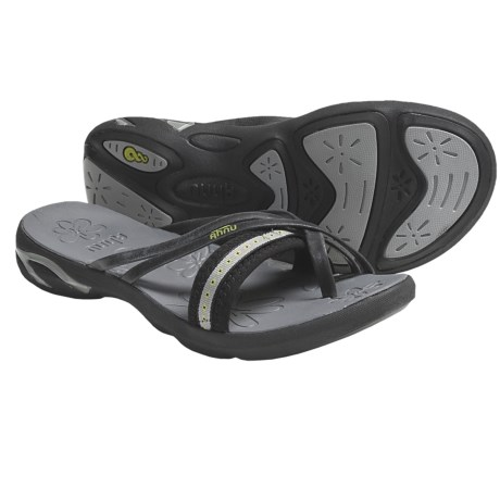 Ahnu Tomales Sandals - Leather (For Women)