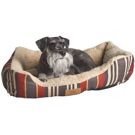 AKC 28 Cuddler Dog Bed