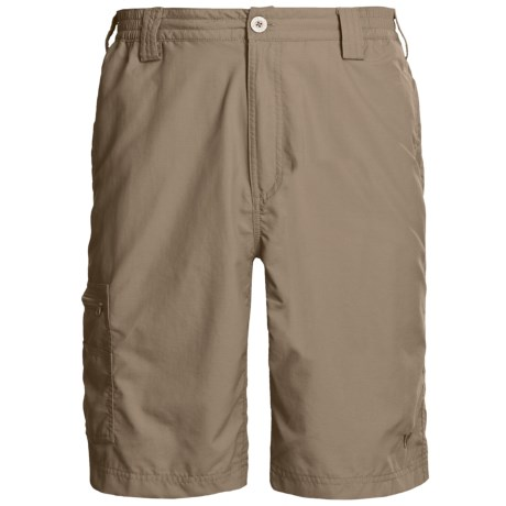White Sierra Grizzly Trail Shorts - UPF 30 (For Men)