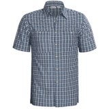 White Sierra Richmond Point Shirt - UPF 30, Short Sleeve (For Men)