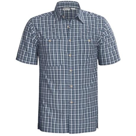 White Sierra Richmond Point Shirt - UPF 30, Short Sleeve (For Men)
