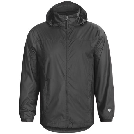 White Sierra Paradise Cove Wind Jacket (For Men)
