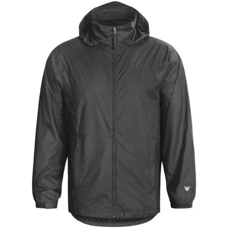 White Sierra Paradise Cove Wind Jacket (For Men)