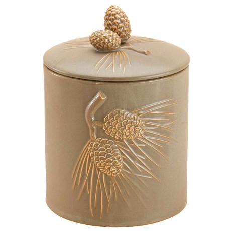 Big Sky Carvers Whispering Pines Canister