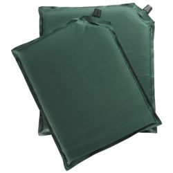 Travel Chair Air Foam Self-Inflating Seat with Included Pads