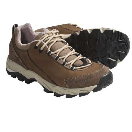 Garmont Montello Trail Shoes - Nubuck (For Men)