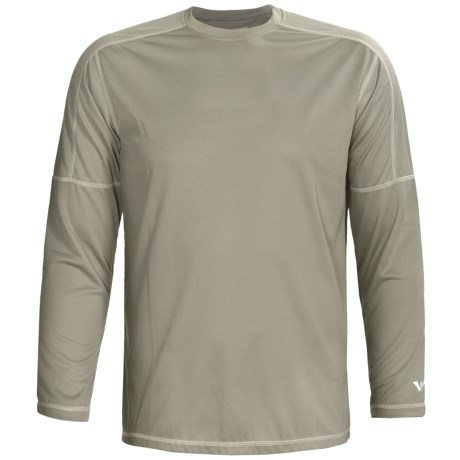 White Sierra Swamp Shirt - UPF 30, Insect Shield®, Short Sleeve (For Men)