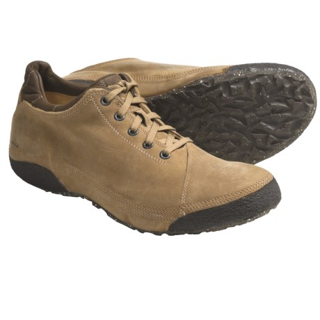 AKU Easy Low Shoes - Leather, Recycled Materials (For Men)