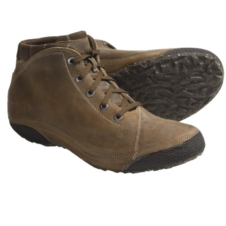 AKU Easy Mid Boots - Leather, Recycled Materials (For Men)