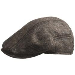 Gottmann Glasgow Driving Cap - Virgin Wool (For Men)