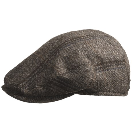 Gottmann Glasgow Driving Cap - Virgin Wool (For Men)