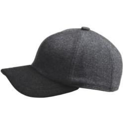 Gottmann Polo Baseball Cap - Ear Flaps, Wool Blend (For Men)