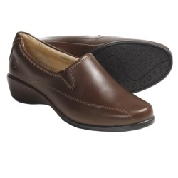 Aravon Tia Shoes - Leather, Slip-Ons (For Women)