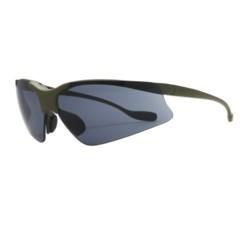 Swiss Eye Stingray M/P Shooting Glasses - Interchangeable, Extra Lenses