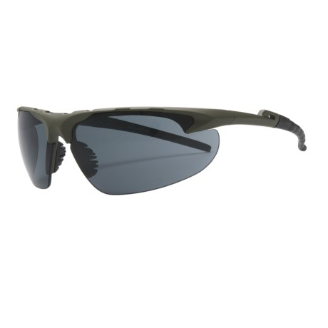 Swiss Eye Apache M/P Shooting Glasses - Interchangeable, Extra Lenses