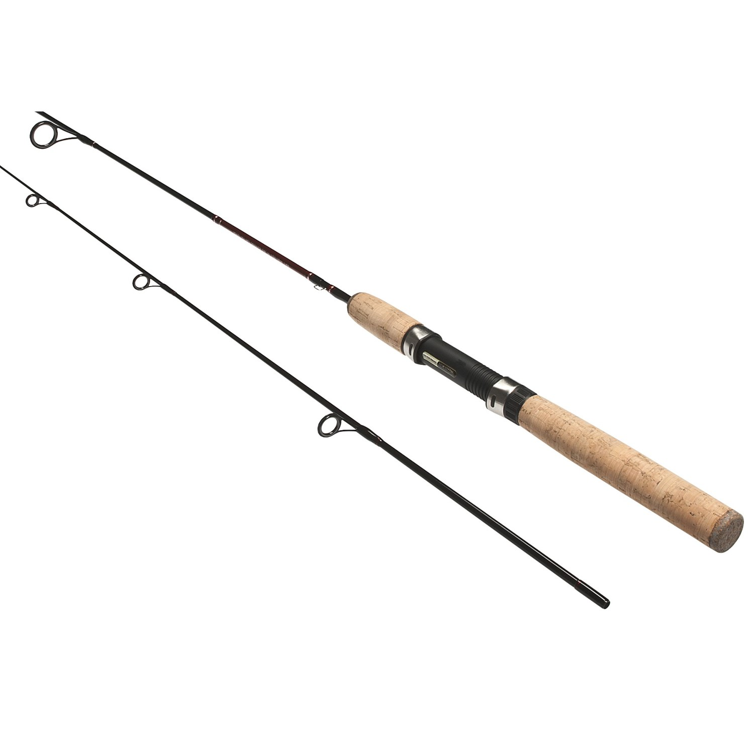 daiwa megaforce spinning rod 2 piece 5153r save 42