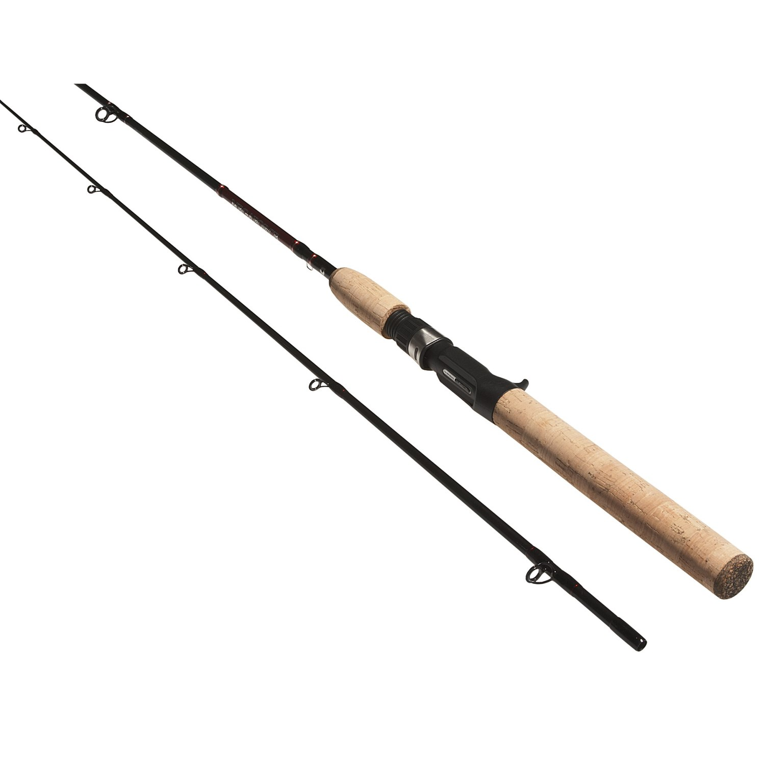 daiwa megaforce bait cast fishing rod 2 piece 5153t