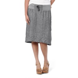 Horny Toad Lithe Skirt - Linen Chambray (For Women)
