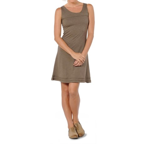 Toad&Co Horny Toad Oolong Stretch Dress - TENCEL®, Sleeveless (For Women)