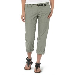 Horny Toad Cipher Capris - Cotton-TENCEL® Twill (For Women)