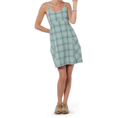 Horny Toad Dizzie Dress - Organic Cotton, Spaghetti Straps (For Women)