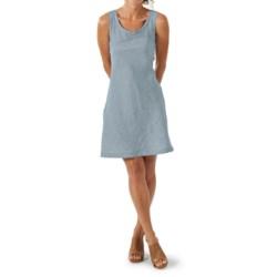 Horny Toad Sheath Dress - Linen Chambray, Sleeveless (For Women)