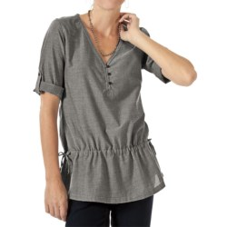 Horny Toad Rosie Overshirt - Organic Cotton, Roll-Tab 3/4 Sleeve (For Women)