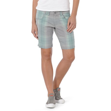 Horny Toad Birdwalk Shorts - Yarn-Dyed Cotton (For Women)