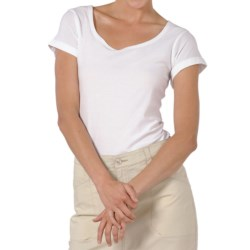 Horny Toad Ridley Organic Cotton-Modal Shirt - Short Sleeve (For Women)