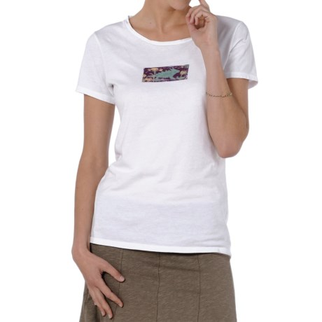 Horny Toad Pop Toad T-Shirt - Organic Cotton, Short Sleeve (For Women)