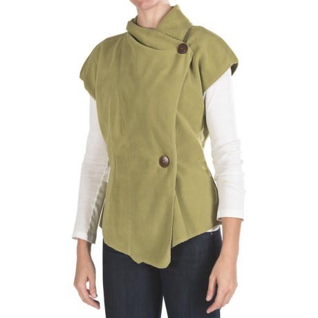 Two Star Dog Ramona Fleece Vest (For Women)