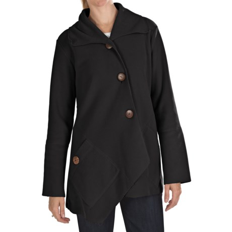 Two Star Dog Lisa Fleece Jacket (For Women)