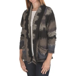 Two Star Dog Market Cardigan Sweater (For Women)