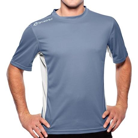 SportHill Shevlin II T-Shirt - Short Sleeve (For Men)