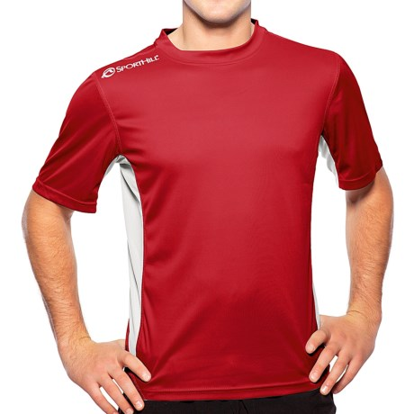 SportHill Shevlin II T-Shirt - Short Sleeve (For Men)