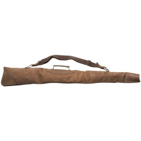 Handmade Maremmano Nubuck Gun Slip