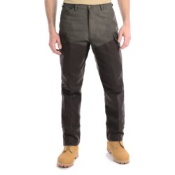 Handmade Maremmano Bramble and Briar Cotton Pants (For Men)