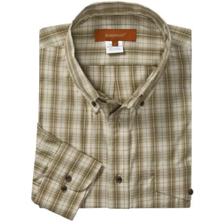 Handmade Maremmano Sport Shirt - Lightweight Cotton, Long Sleeve (For Men)